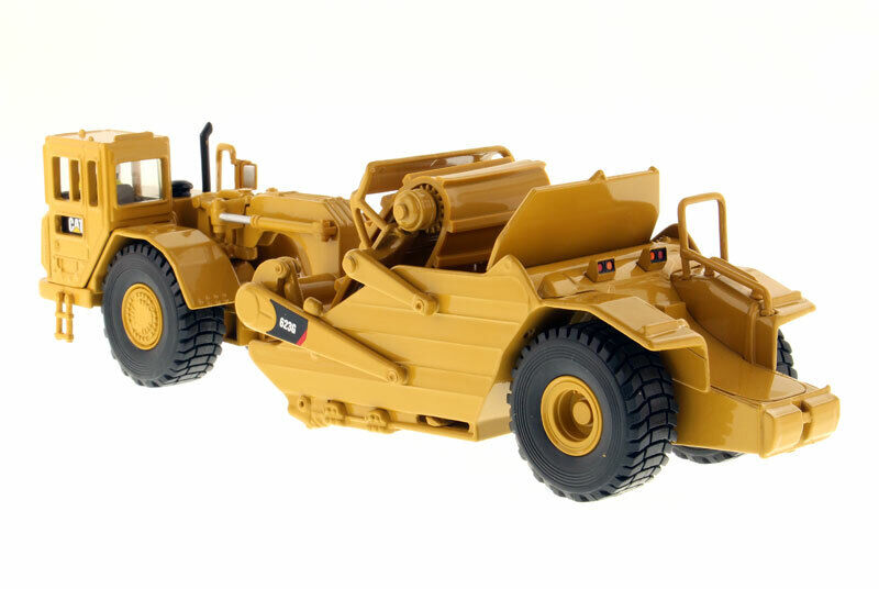 1 50 Diecast 623G que eleva Raspador Caterpillar 55097 Modelo de Metal Juguetes de vehículo