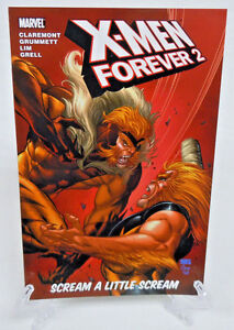 X-Men-Forever-2-Scream-a-Little-Scream-Vol2-Marvel-TPB-Trade-Paperback-Brand-New