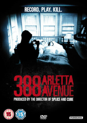 1 of 1 - 388 Arletta Avenue DVD (2012) Nick Stahl ***NEW***