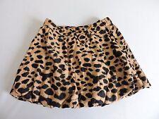 Baby Gap Leopard Bubble Bow Skirt Brick Lane Toddler 3 Years Girls Animal Print