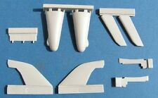 Pavla U72174 1/72 Resin Supermarine Swift F Mk.7 Conversion set Airfix