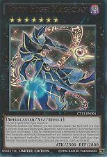 YU-GI-OH CARD: EBON HIGH MAGICIAN - ULTRA RARE - CT13-EN004 - LIMITED EDITION