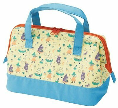 SKATER Insulation Bento Lunch Box Cooler Bag Moomin New Japan
