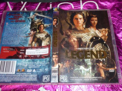 1 of 1 - LEGEND (DVD, PG) (P132264-37 A)