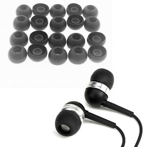 For-Universal-Earphones-Large-Replacement-Silicone-EARBUD-Tips-Covers-20pcs-IJ
