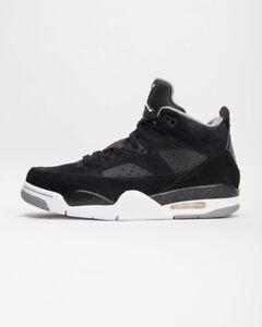 d39b1048e4b New Men s Air Jordan Son Of Low Shoes (580603-001) Black  White ...