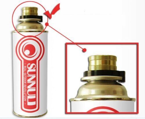 Sunnuri Lpg Mulit Gas Adapter Convert Canister  for Nozzle Bottle Type Camping