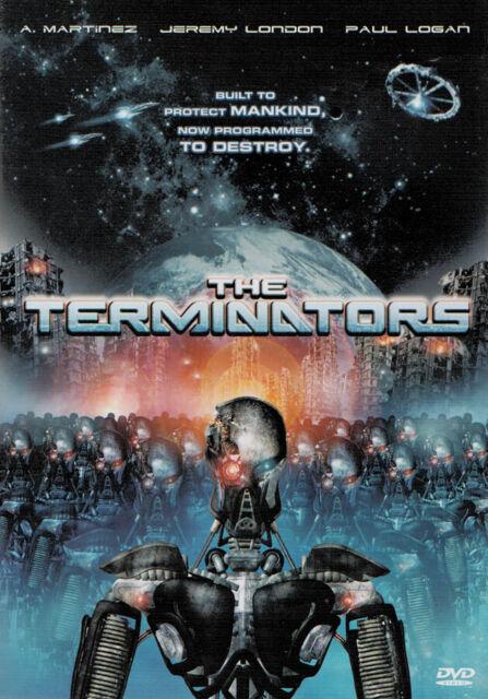 The Terminators New DVD