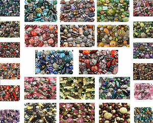 Jewellery-making-mixed-colour-beads-Kit