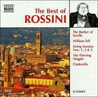The Best of Rossini (CD, Sep-1997, Naxos (Distributor))