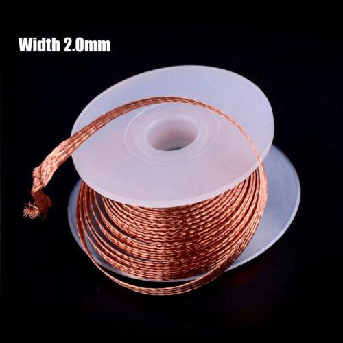 Braid Solder Remover wick Wire Repair Tool Welding soldering supplies