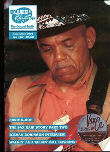 BLUES-amp-RHYTHM-The-Gospel-Truth-UK-Blues-magazine-Issue-no-162