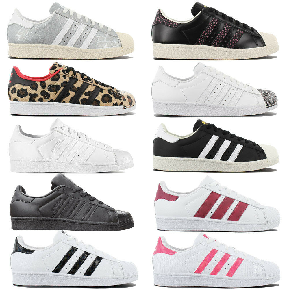watch 2ccd1 bd10c Adidas Originals Superstar 2 80s Turnschuhe Schuhe Schuhe Schuhe Retro  Turnschuhe Sportschuhe NEU 85d38c