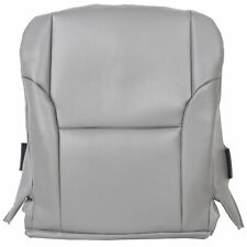 For 2003 2009 Toyota 4runner Limited Driver Bottom Leather Seat Cover Gray
