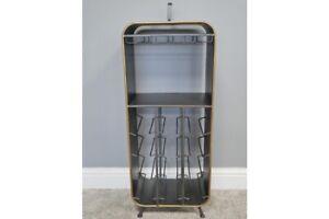 Creative-Industrial-Wine-Cabinet-multiple-storage-spaces