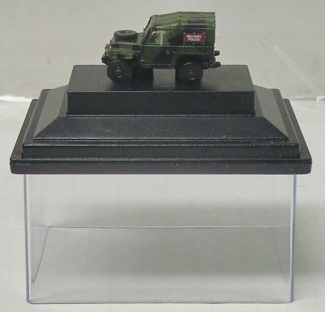 Land Rover Lightweight Mp, 1/148, Oxford, Metal, Finshed Model, New