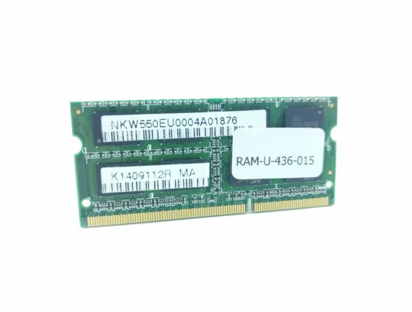 Asint Ssa302g08-gdj1c 4gb Pc3-10600 Ddr3-1333 Laptop Memory Ram
