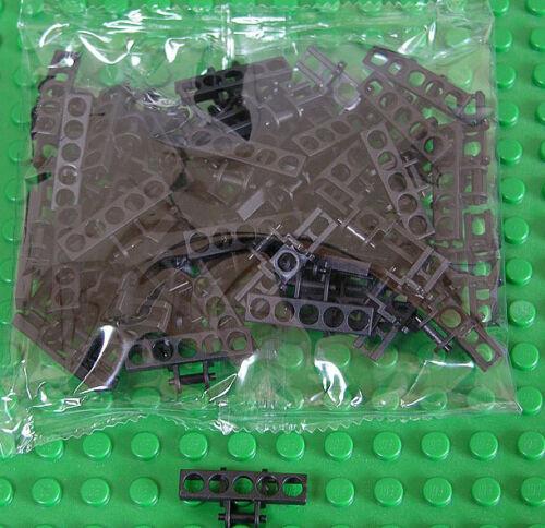 LEGO Technik 3873 NEUWARE Kettenglieder 66 x Kettenglied breit schwarz
