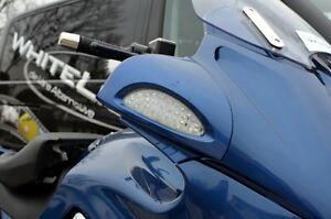 Weisse-LED-Front-Blinker-BMW-R-850-RT-1100-RT-R-1150-RT-R-1200-CL-mit-Standlicht