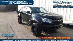2019 Chevrolet Colorado Crew 4wd ZR2 - MIDNIGHT EDITION !! ONLY 51,000 km