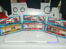"1980 HOT WHEEL ""3 ""  STEERING RIGS IN BOXES PLEASE READ L$$K AT PICS"