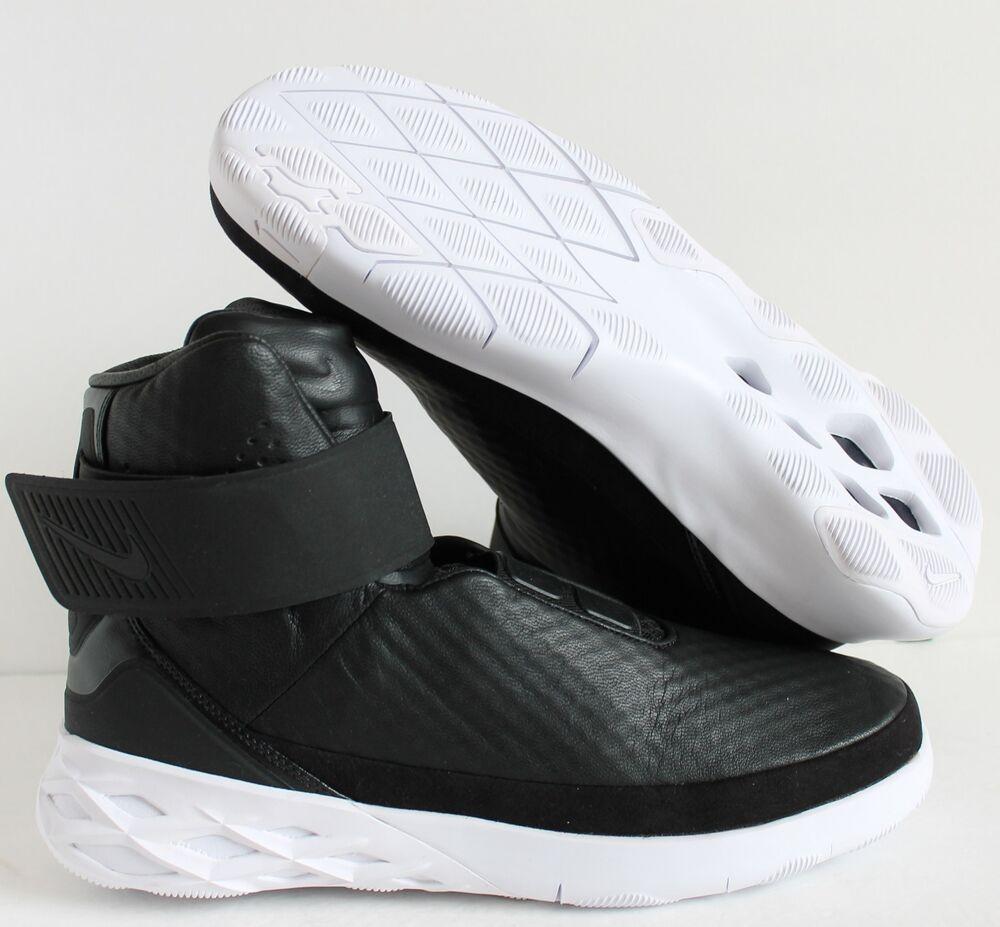 NIKE MEN SWOOSH HNTR HUNTER Noir-Noir-Blanc Homme  Chaussures de femmes sport pour hommes et femmes de 4e0f5f