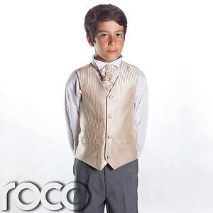 Caricamento dell immagine in corso Bambini-Dorato-amp-Grigio-Abito-Vestito- Completo-Abito- 0c34f96e7d7