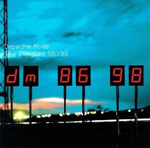2cd-039-s-Depeche-Mode-The-Singles-86-gt-98-Personal-Jesus-enjoy-the-silence