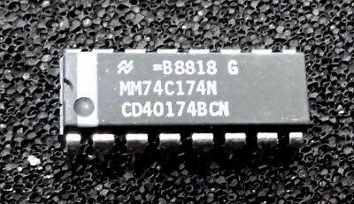 FAIRCHILD CD4013BCN Doble Tipo D Flip Flop 14 Pin Qty = 5