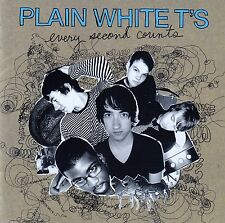 PLAIN WHITE T'S : EVERY SECOND COUNTS / CD (JAPAN PRESSUNG) - TOP-ZUSTAND