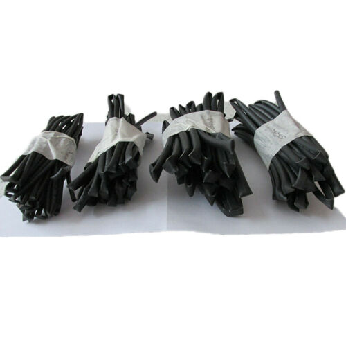 3mm-6mm Schrumpfschlauch Zubehör Elektrische Schlauch Schwarz 1 mt Nützlich