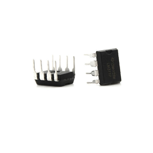 10PCS DIP-8 LM311P LM311 Voltage Comparators DIP 8 IC LX
