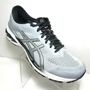 ASICS Mens Gel-Kayano 26 Gray Running