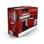 miniature 5 - GROOV-E RETRO BOOMBOX PORTABLE CD CASSETTE & FM RADIO PLAYER - RED - GVPS813RD