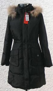 Daunenjacke-Daunenmantel-Damen-MYS1211-in-Schwarz-amp-36-38-40-Winterjacke-Outdoor