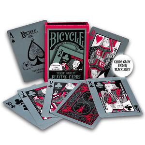 Bicycle-TRAGIC-ROYALTY-Spielkarten-Kartenspiel-mit-Tollem-Motiv-NEU-amp-OVP