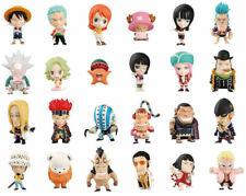One Piece Bandai Luffy Mini Big Head Drama Box Figure Full set