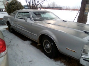 1976 Lincoln Mark Series Mark 4