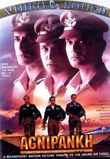 AGNIPANKH (New DVD 2004 WS Hindi) Jimmy Shergill Indian Air Force Khasmir*Sealed
