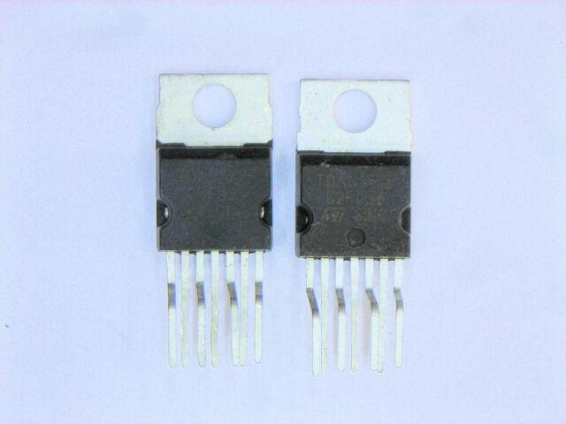 ECG 7185 TDA8177F Original Pulled ST Integrated Circuit NTE 7185