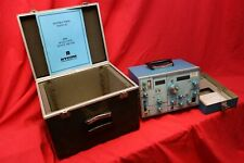 Raycom Instruments 6040 Selective Level Meter 300 Hz To 35 Mhz