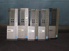 DELL 0M37X5 M37X5 OPTIPLEX 3020 FACTOR FACE FRONT PANEL BEZEL COVER LOT OF 7