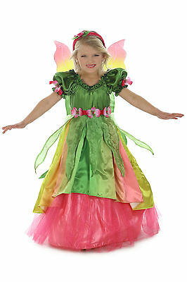 Eden the Garden Fairy Princess Costume Chasing Fireflies 4 5 6 7 8 9 10 11 12