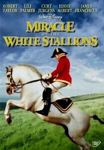 Disney-Miracle-of-the-White-Stallions-Vienna-Horse-WWII-Family-War-Movie-on-DVD