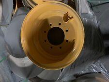 Jcb Oem 333l6549 165x825 8 Hole Volvo Skid Steer Wheel 29mm Offset