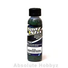 Spaz Stix Color Changing Paint Green/ Purple/ Teal (2oz Bottle) - SZX05700