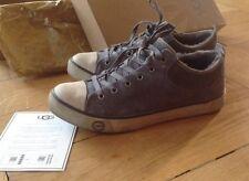 Ugg Boots Sneaker Evera grau EU 40 mit Lammfell Teilfutter wenig getragen