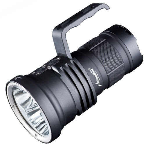Niwalker Nova MM18 XM -L2 Flashlight   Searchlight 5120 LuMäns