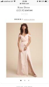 BNWT-BHLDN-Ice-Pink-Bridesmaid-Dress-Size-14-UK-WATTERS