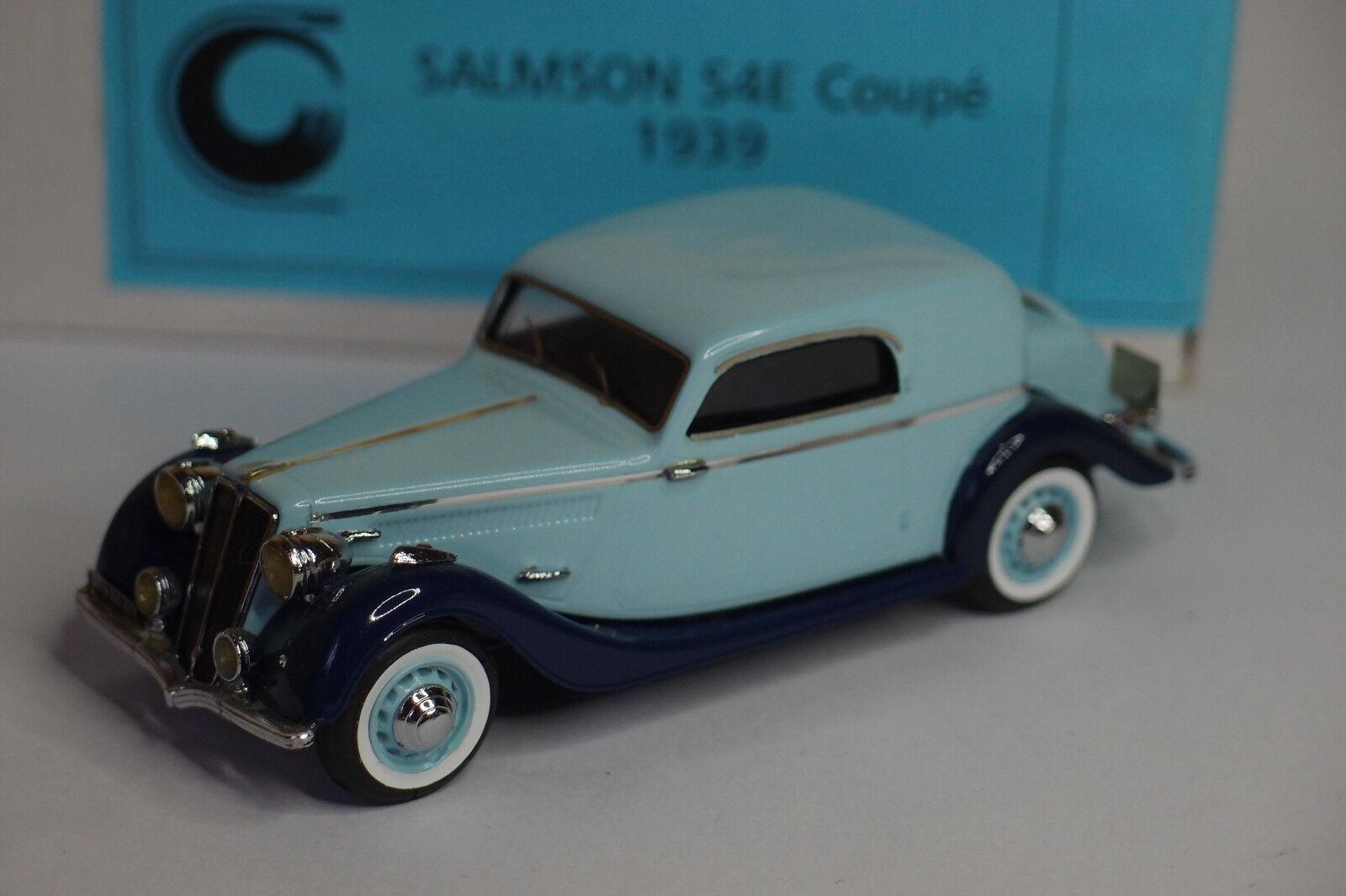 KIT Monté CCC SALMSON S4E COUPE 1939 1 43